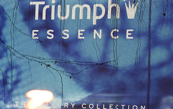 Triumph Essence Launching der Marke