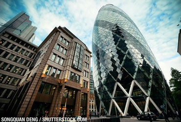 GHERKIN<br>LONDON